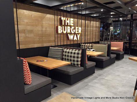 STUDIO NIOTIS: Το StudioNioti στο νέο Goodys Burger House στην Πά...
