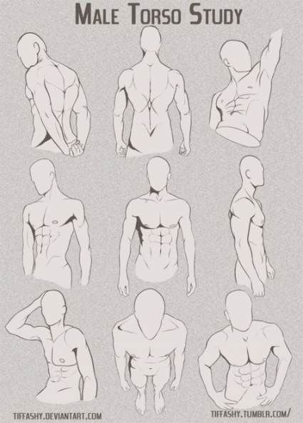 44 Trendy Body Art Men Inspiration Drawing Body Poses Body Reference Drawing Drawing Reference Poses