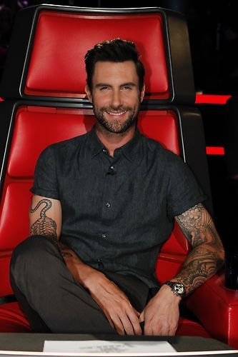 The Voice - Season 4  All I can say about this picture is, damn that Adam Levine is fine...