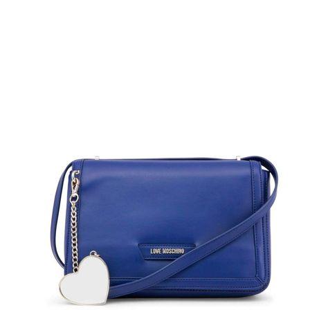 05c74adc7d Love Moschino Jc4073Pp15Li Women Blue Crossbody Bags