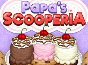 Play Papa S Freezeria Now At Hoodamath Com You Ve Just Landed An