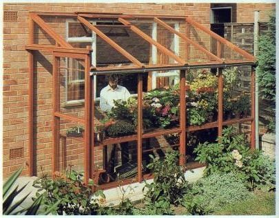 Diy 4 By 6 Lean To Greenhouse Louvre And Shelf To The Width As Standard These Lean To Greenhouses Lean To Greenhouse Home Greenhouse Greenhouse