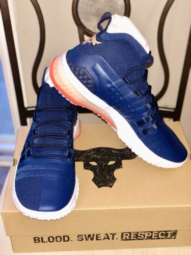Under Armour Project Rock 1 Shoes Size