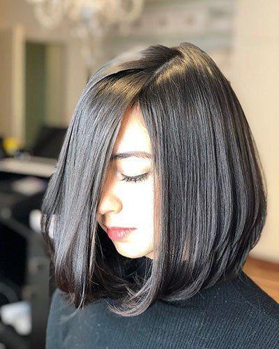 30 Die Neuesten Bob Haircut Ideen Fur 2019 Bob Frisur Haarschnitt Frisuren 2018