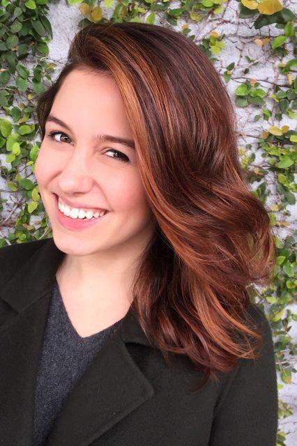 Kupfer Braun Haarfarbe Kupfer Braun Haarfarbe Haarfarbe