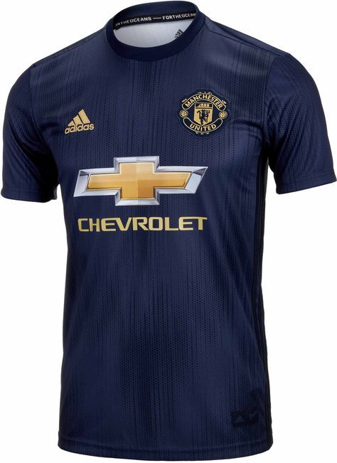 sale retailer a0c97 90eec adidas Manchester United 3rd Jersey – Youth 2018-19 ...