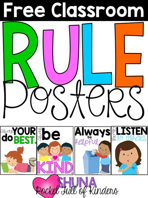 photograph about Free Printable Classroom Posters named Pinterest