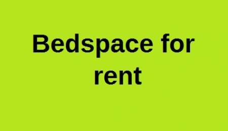 Aed 700 Month Bedspace Available Only Indian Executive Muslim Metro Station Space Available Metro