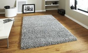 Groupon Modern Shaggy Rug In Choice Of Size And Colour From 10 99 Up To 67 Choice In 2020 Rugs In Living Room Rugs Shaggy Rug