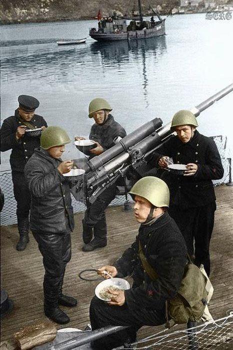 Cvetnye Frontovye Fotografii Velikoj Otechestvennoj Vojny 44