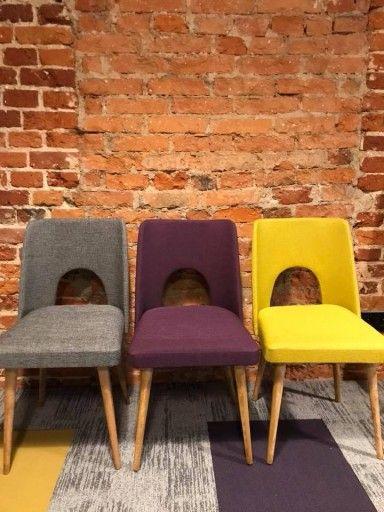 Renowacja Krzesla Muszelka Okienko Dziurka Prl 7340070485 Oficjalne Archiwum Allegro Scandinavian Interior Design Luxury Interior Design Interior Design