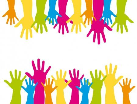 Wolontariat Grafika wektorowa - wolontariusz, program wolontariatu wektory  i ilustracje royalty-free | Depositphotos | Silhouette art, White  background, Silhouette
