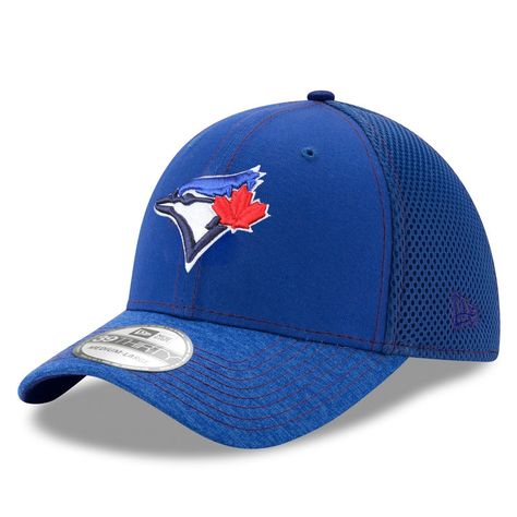 Toronto Blue Jays New Era Shadow Burst 39THIRTY Flex Hat - Royal ... 906a548377c7