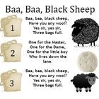 Just a few printable nursery rhyme pages, has pictures to go with rhymes. Includes: -3 Blind Mice -Baa Baa Black Sheep -Hey Diddle Diddle -Hickory ...