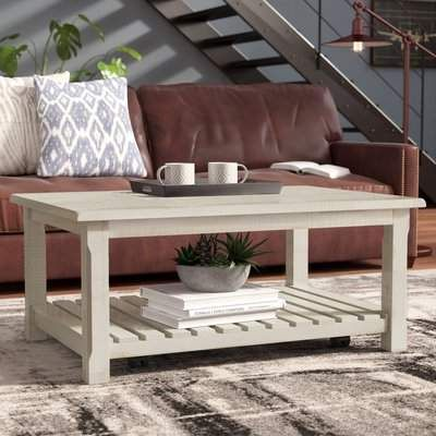 17 Stories Benefield Coffee Table Cool Coffee Tables Coffee