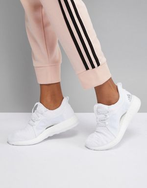 uk cheap sale sold worldwide new lower prices adidas PureBOOST X In All White | Adidas pure boost, Adidas, Fashion
