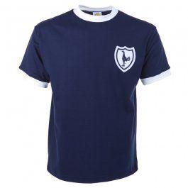 Tottenham Hotspur 1960s Away Retro Football Shirt | Retro