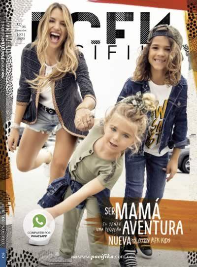 Catalogo Pacifika Campana 6 De 2020 De Colombia Vestidos Blusas Jeans Moda Moda Vestido Tropical Moda Para Ninas