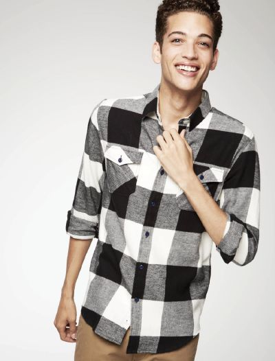 Cyber Sunday Monday Special: $19.99 Flannel Tops