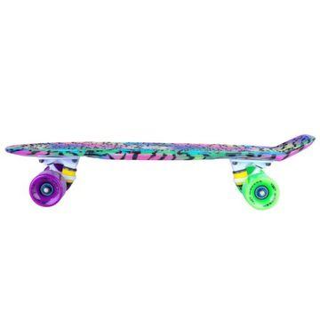 Deskorolka Pennyboard Fiszka Dla Dzieci Kolorowa 7864419061 Oficjalne Archiwum Allegro Skateboard Accessories