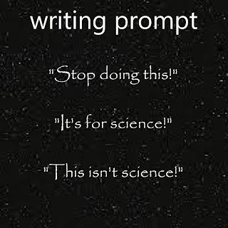Writing Prompts 301-310