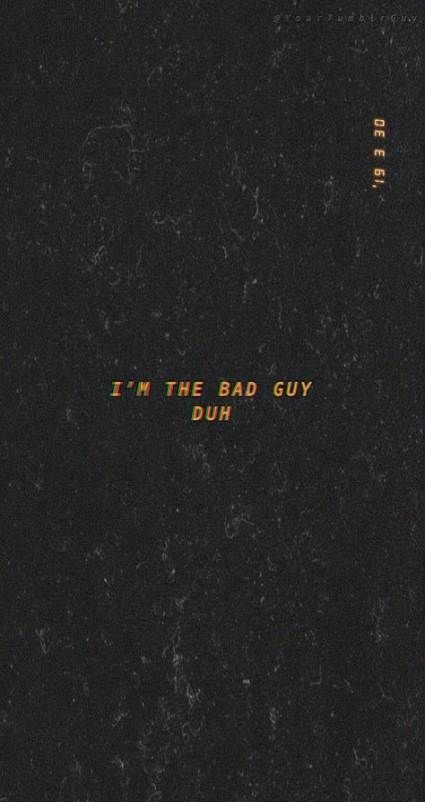 Get Latest Aesthetic Background For Iphone Today By Wallpapervadamagazine Femaline Ru In 2020 Song Lyrics Wallpaper Billie Eilish Aesthetic Iphone Wallpaper