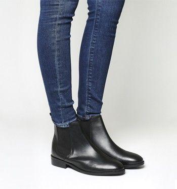 35628bbe9e783 Office, Ambush Lace Up Boots, Black Leather | I like | Black leather ankle  boots, Black leather boots, Black leather