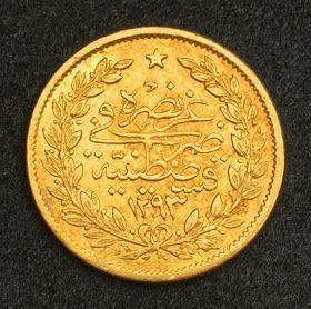 Turkish Gold Coin Gold Coins Coins Coin Art