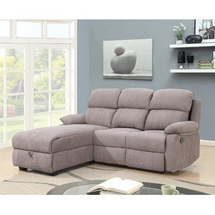 Fabulous Reclining Sofa With Chaise Lounge Sofa Corner Sectional Andrewgaddart Wooden Chair Designs For Living Room Andrewgaddartcom
