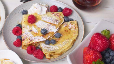 Foolproof Traditional English Pancake