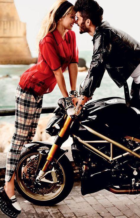 Zayn Malik Photoshoot, Gigi Hadid Photoshoot, Vogue Photoshoot, Mario Testino, Brigitte Bardot, Gigi Vogue, Vogue America, Fashion Editorial Couple, Gigi Hadid And Zayn Malik