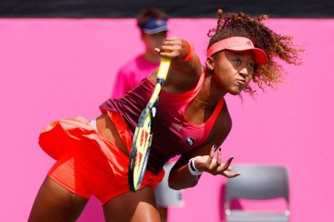 Naomi Osaka Haitian Japanese Tennis Player Tennis Players Female Tennis Osaka