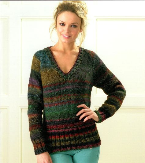 Ladies Cabled V Neck Sweaters Jb187 Knitting Pattern Pinterest