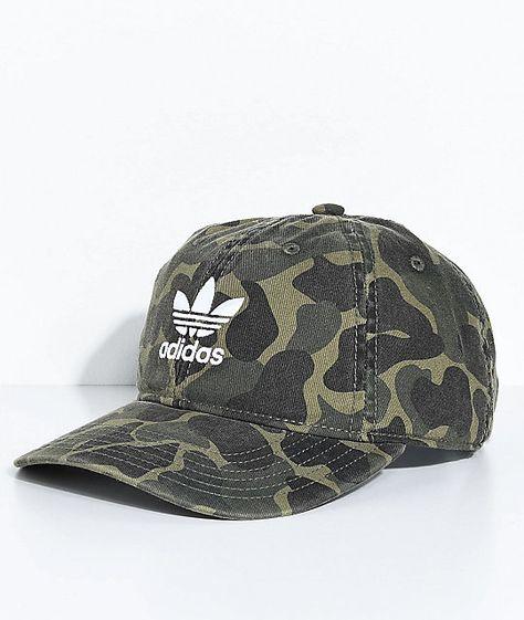 0cb47142d8f adidas Women s Camo Dad Hat