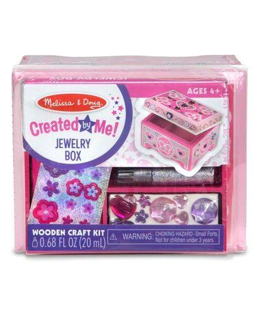35++ Melissa and doug created by me jewelry box ideas in 2021