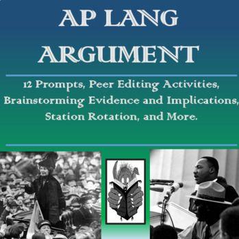 Ap Language And Composition Argument Essay Ap Language