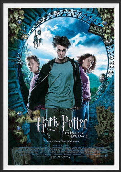 Harry Potter and the Prisoner of Azkaban - 2004