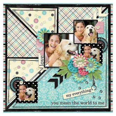 Scrapbook Layout Sketches, Scrapbook Templates, Scrapbook Designs, Scrapbook Paper Crafts, Scrapbook Albums, Scrapbook Cards, Wedding Scrapbook Layouts, Baby Scrapbook Pages, Album Vintage