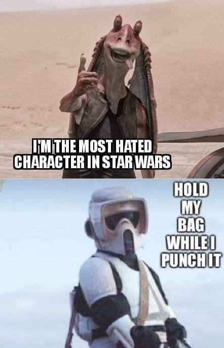 Pin By Jandalyn Skompski On Baby Yoda Star Wars Memes Star Wars Jokes Star Wars Humor
