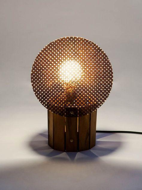luminária casamba assinada pelo designer e apresentar do programa decora gnt, maurício arruda