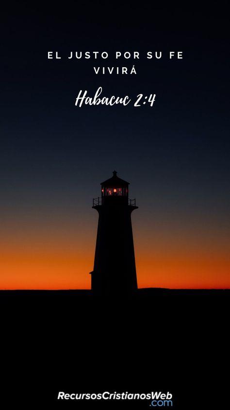 He aquí que aquel cuya alma no es recta, se enorgullece; mas el justo por su fe vivirá (Habacuc 2:4). #VersiculosBiblicos #VersiculosdelaBiblia #TextosBiblicos #CitasBiblicas #ImagenesCristianas #FrasesCristianas #PalabradeDios #Fe #Jesus #Biblia #Dios #Cristo