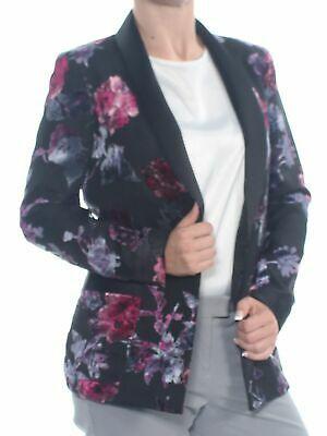 Tahari ASL Women/'s Plus Size Shawl-Collar Blazer 16W, Black
