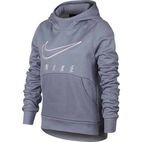 18324261f Nike Hoodie-Big Kid Girls