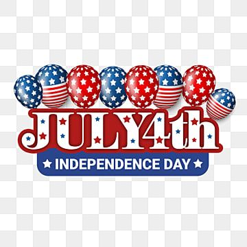 Us Independence Day July 4th Clipart Independence Usa Png Transparent Clipart Image And Psd File For Free Download In 2021 Us Independence Day Happy Independence Day Usa Clip Art