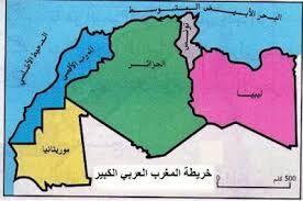 خريطة الوطن العربي صماء 12 4