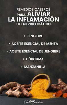 Cómo Desinflamar El Nervio Ciático De Forma Natural Coco March Nervio Ciatico Nervio Ciatica Remedios