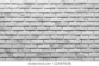 New Link Textured Background White Brick Walls Textured Walls