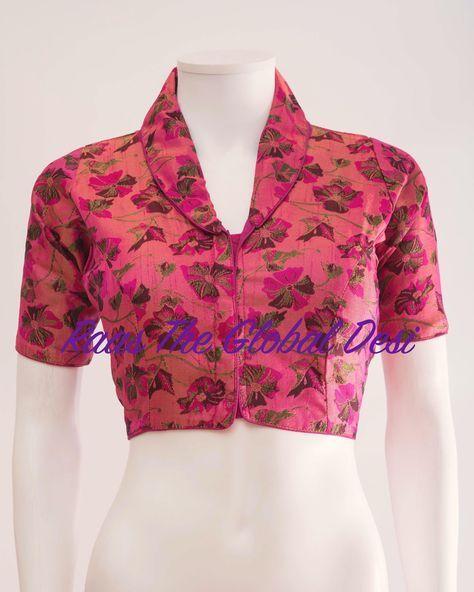 readymade saree blouse online USA