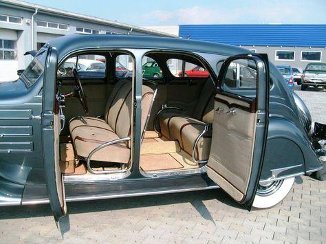 1934 Chrysler Airflow Cv 4 Door Sedan For Sale 1833911 Hemmings