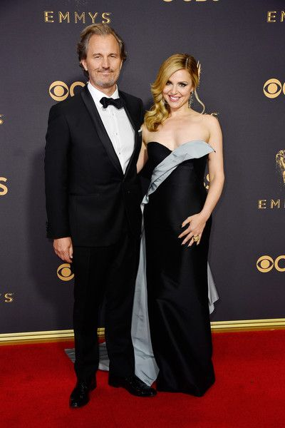 Peter Thum and Cara Buono - The Cutest Couples at the 2017 Emmy Awards - Photos